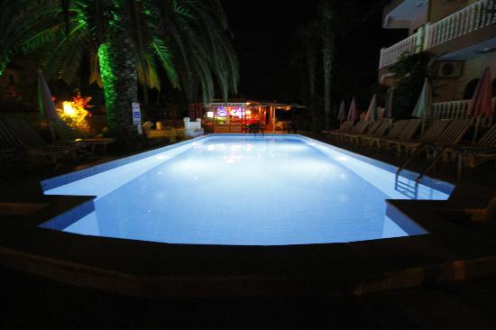 Mehtap Hotel Dalyan: pool