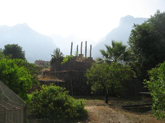 Finca Ca's Sant: View from the grounds
