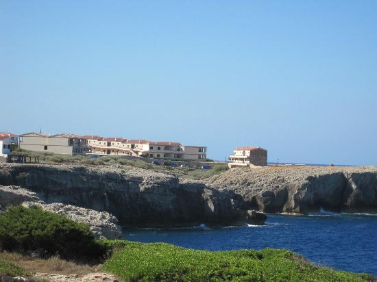 Apartamentos Solvasa Cabo de Banos: Appartamenti vista mare