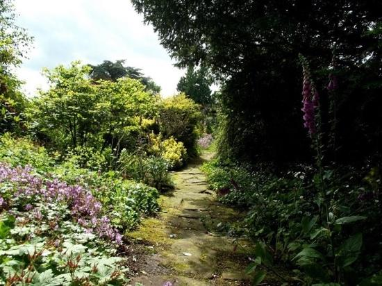 Abbeywood Gardens: so much to see