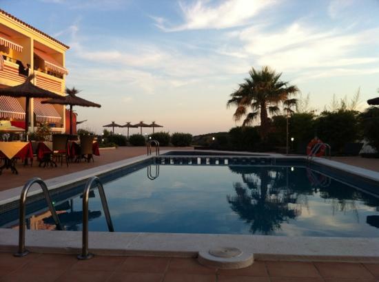 Hotel Sa Barrera: piscina