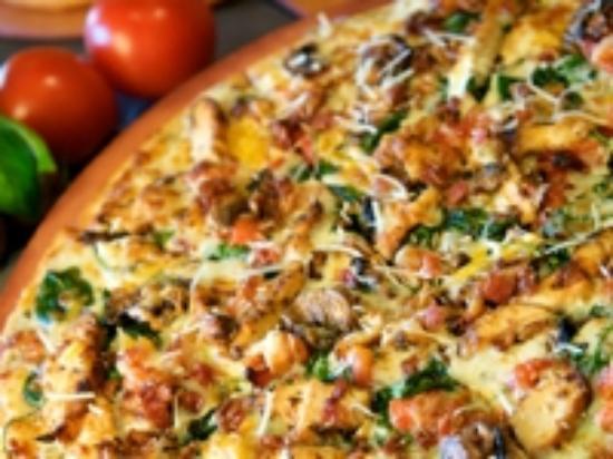 Kalispell, Монтана: Flathead Pizza