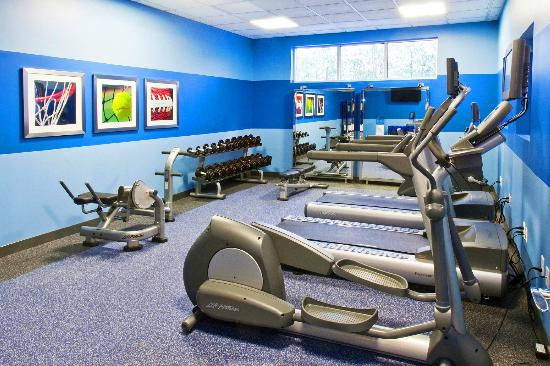 Four Points by Sheraton Raleigh Durham Airport : Fitness Center