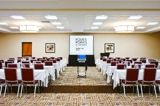 Four Points by Sheraton Raleigh Durham Airport: Meetnig Room
