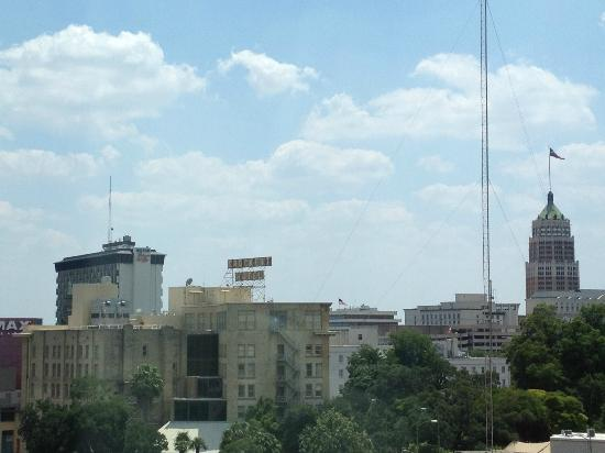 SpringHill Suites San Antonio Downtown/Alamo Plaza: View from Room 622