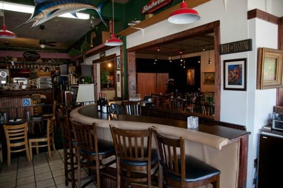 Main Street Bistro: New Bar