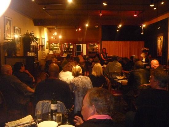 Main Street Bistro: Grammy Jazz Nominee Frankye Kelly