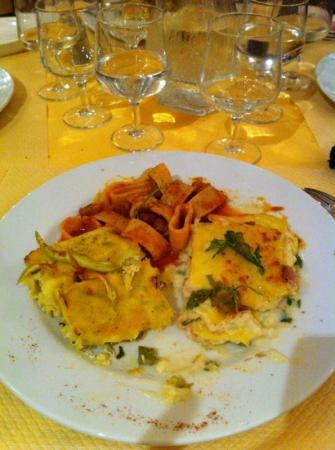 La Baie D'Amalfi : délices de pâtes fête de la musique juin 2012