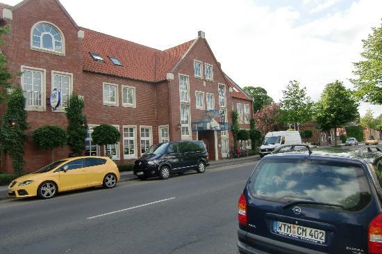 Kroegers Hotel : Außenansicht Hotel