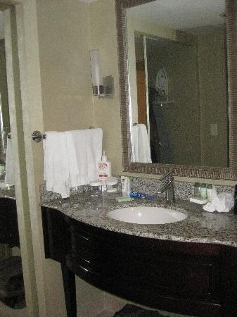 Homewood Suites by Hilton Toronto-Markham : Sink/vanity