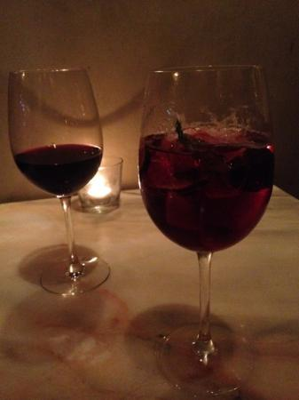 Clube 3C : red wine and sangria