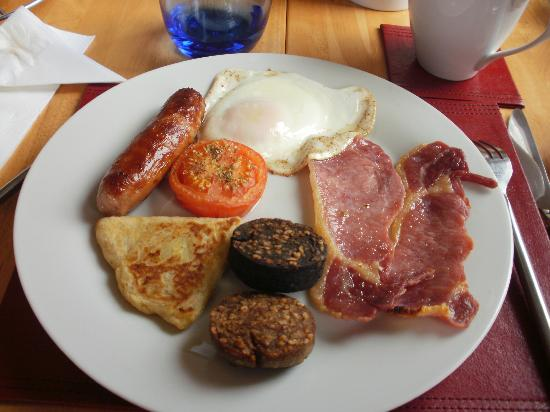 Rossroe Lodge B&B: Amazing breakfast!