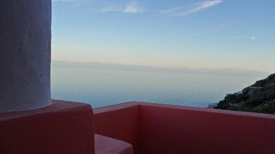 La Mimosa di Rosina Barbuto: Panorama dal balcone Barbuto