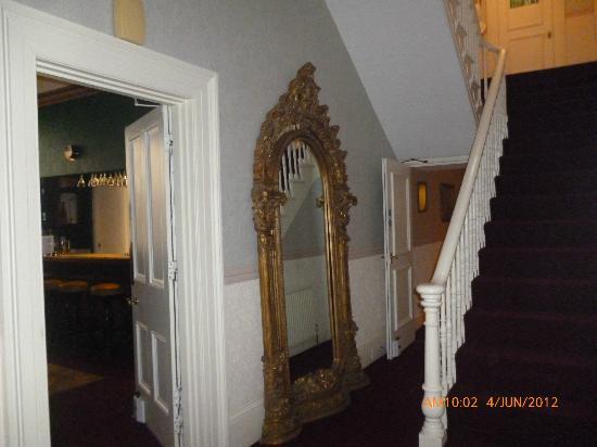 The Marstan: Hallway