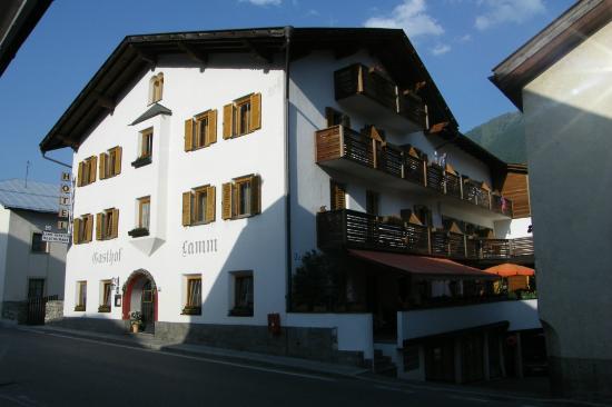 Natur - Aktiv Hotel Lamm: Vista anteriore