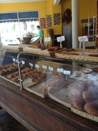 La Boulangerie: amazing smells from a huge assortment