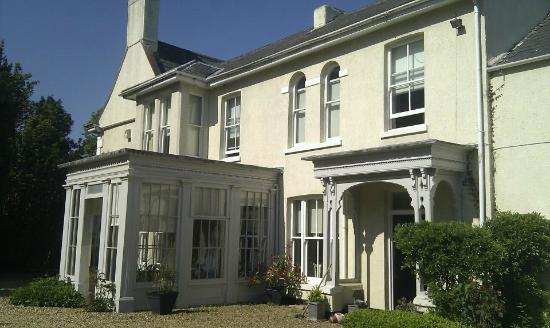 Long Sutton, UK: Delamore House