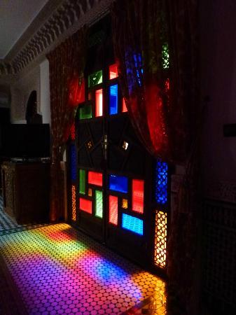 Riad Salam Fes: Laaroussa suite