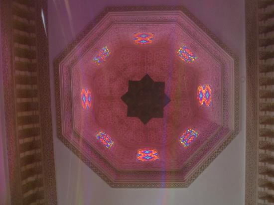Riad Salam Fes: The little dome in the Laaroussa suite