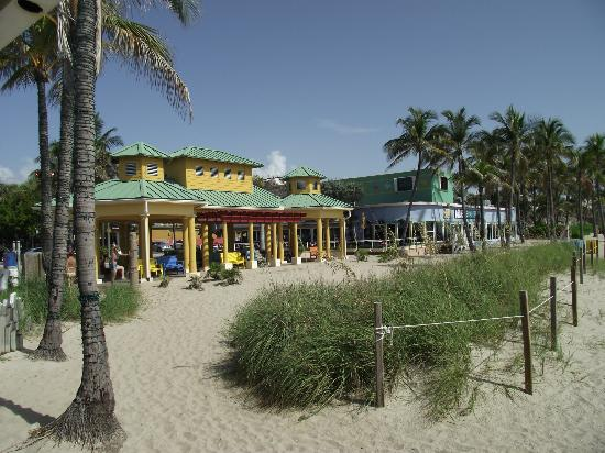 Angler's: View of Arubas Restaurant
