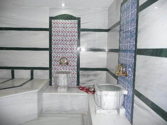 GLK PREMIER The Home Suites & Spa : bain turc