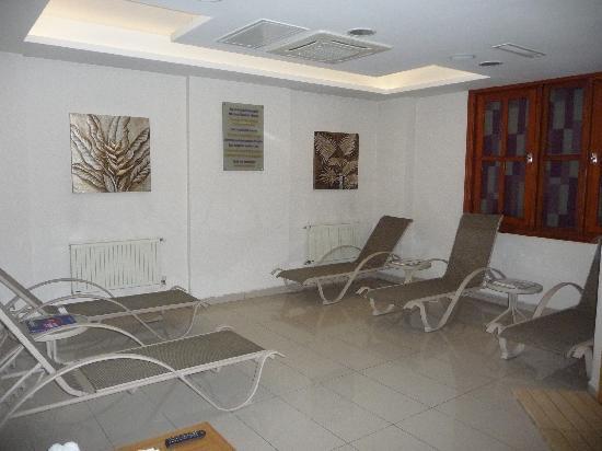 GLK PREMIER The Home Suites & Spa : lieu de détente entre bain turc, sauna et gym