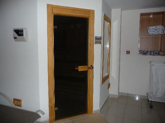 GLK PREMIER The Home Suites & Spa : sauna