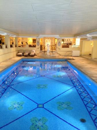Hotel Bareiss: Indoor Pool