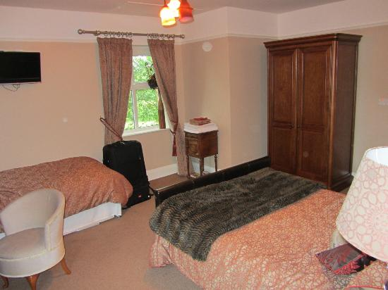 Lisnacurran Country House B&B : Room 1