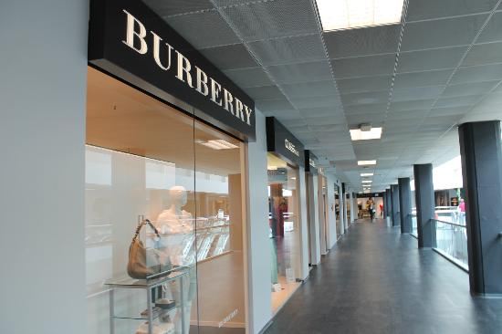Mendrisio, Switzerland: Burberry!