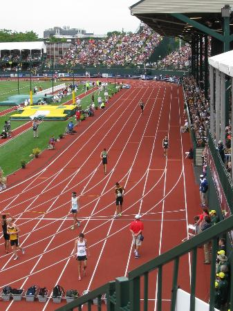 ‪Hayward Field‬