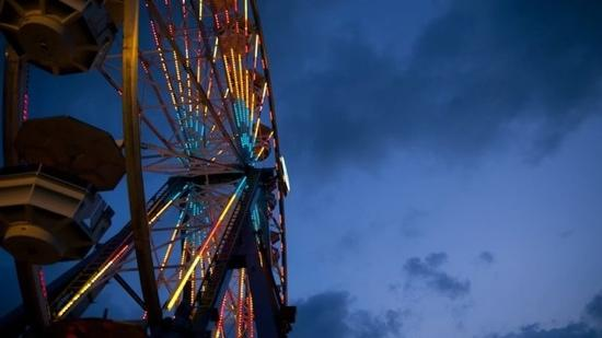 Daytona Beach, FL: ferris wheel