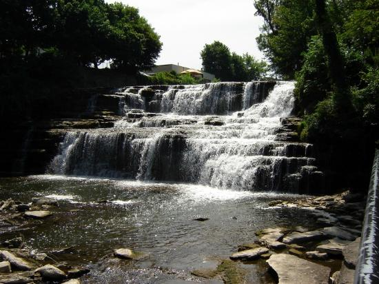 ‪‪Williamsville‬, نيويورك: Glen Park Falls