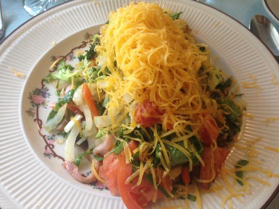 Woodward House on Manor Grade : Wonderful Omelette