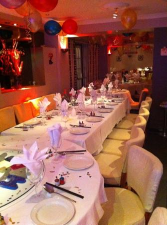 Chef Peking: new year eve party