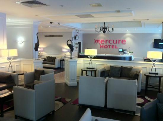 Mercure London Kensington: Lobby