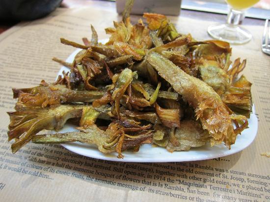 artichoke chips