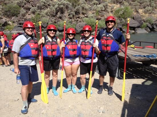 Santa Fe Rafting Company : that's us