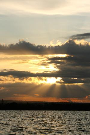 Islets of Granada: Sunset...Beautiful