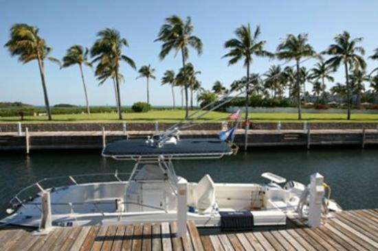 Indigo Reef Marina Homes Resort: Complimentary Slip for up to 31' Boat