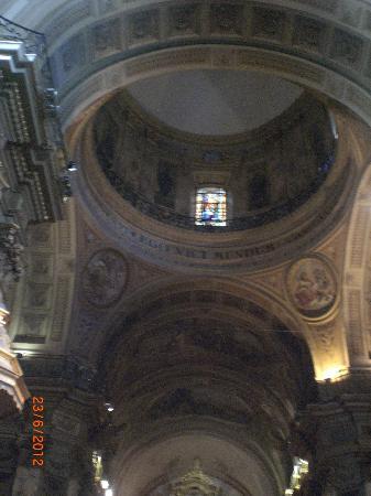 La Catedral Club: La Catedral do lado de dentro - Detalhes