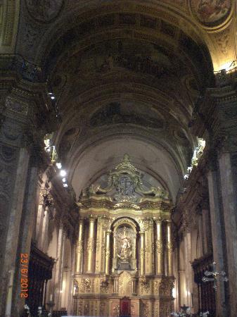 La Catedral Club: La Catedral do lado de dentro