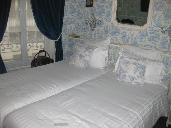 Hotel Motte Picquet: Twin room