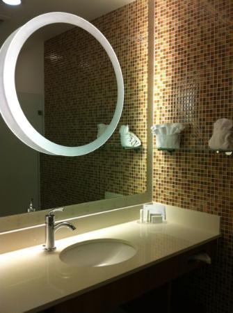SpringHill Suites Houston Baytown: bathroom