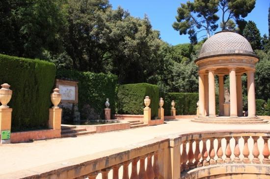 Parque del Laberint d'Horta: parc labirint