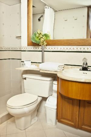 Alcazar de Oviedo Status - Suites: Baño Apartamento