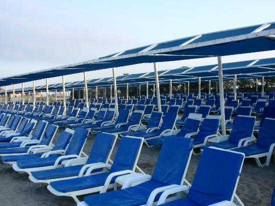Crystal Admiral Resort Suites & Spa: dépéchez vous de prendre une place,l'apres-midi complet!!!