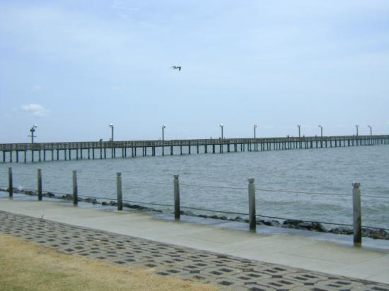 Sylvan beach park picture of sylvan beach park la porte for How far is la porte tx from houston tx