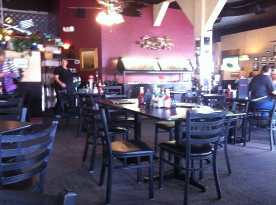 Annette's Westgate Cafe : Inside