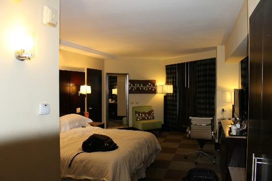 Sheraton Grand Panama: My Room